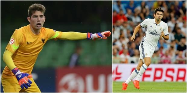 Les joueurs mineurs du Real Madrid, dont deux fils Zidane, autorisés à rejouer par le TAS - La DH