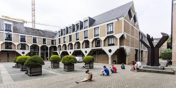 Le prix des parkings a presque doublé à Louvain-la-Neuve ! - La DH