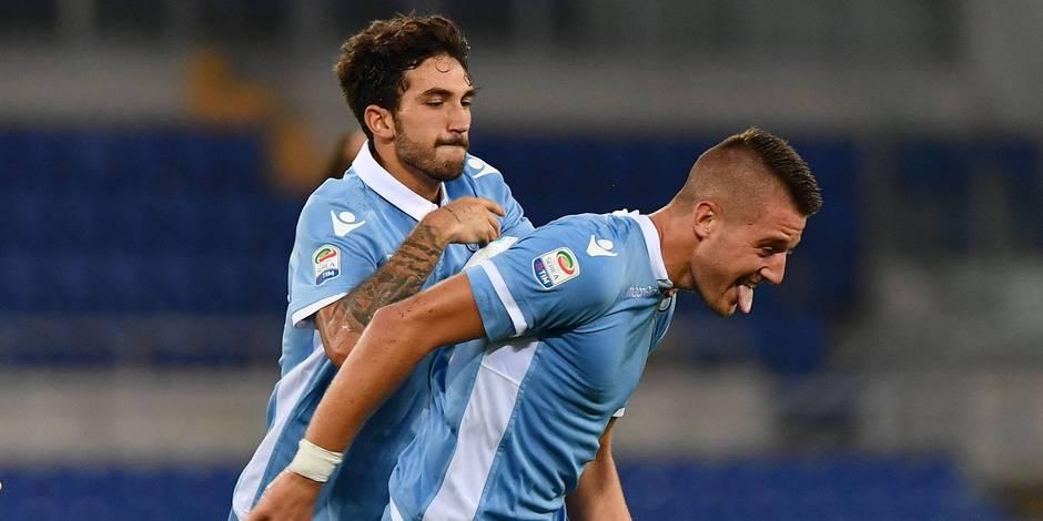 Serie A: la Lazio se relance face à Pescara, Milik sauve Naples