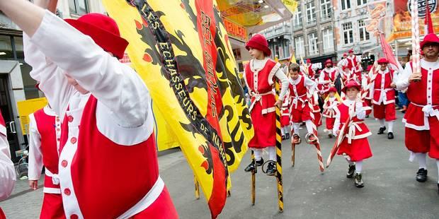 Des fêtes de Wallonie mi-figue mi-raisin (PHOTOS) - La DH