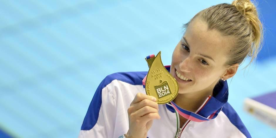 Une médaillée olympique prend un bain de soleil topless (PHOTO)