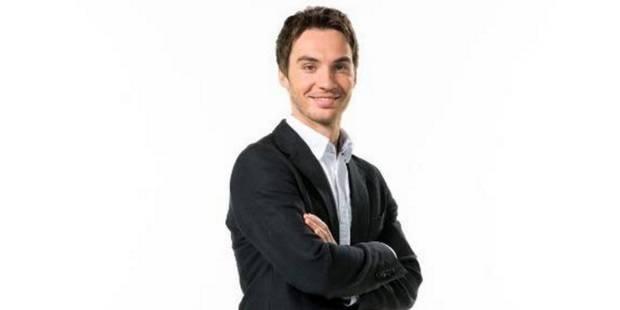 Laurent Mathieu, nouveau visage du JT de la RTBF - La DH