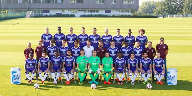 Anderlecht présente (enfin) ses renforts (PHOTOS) - La DH