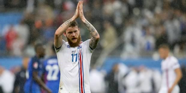 Pourquoi l'Islande a-t-elle refusé d'être dans FIFA 2017 - La DH
