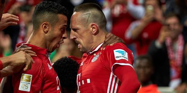Bundesliga: le Bayern seul en tête, Dortmund reste sur sa lancée - La DH