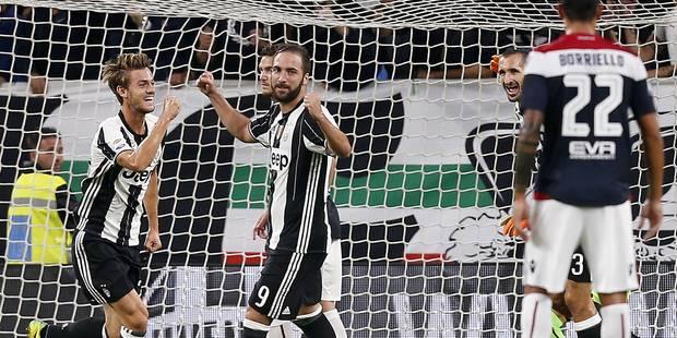 Serie A: les gros se régalent, sauf Naples qui cède la tête à la Juve - La DH