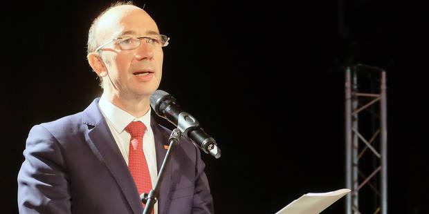 Rudy Demotte s'oppose à un départ de l'armée à Tournai - La DH