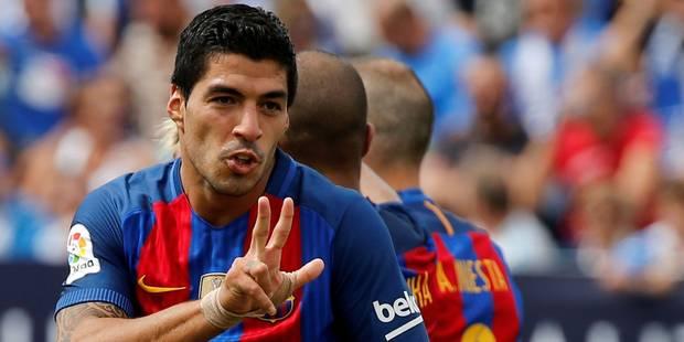 Un club de football féminin invite Luis Suarez après ses propos machistes - La DH