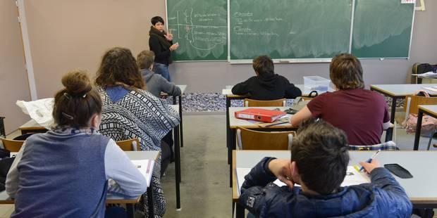 Le cours de citoyenneté choisi par 8% des élèves - La DH