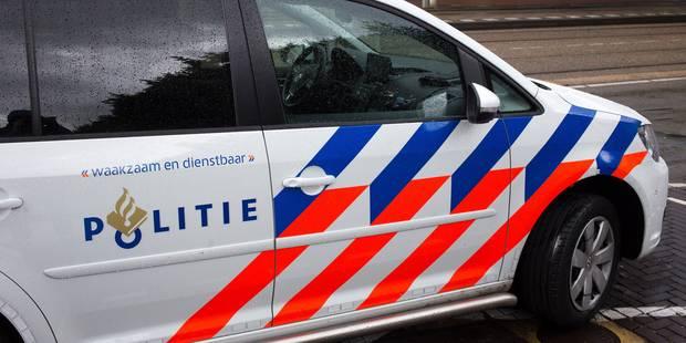 La police néerlandaise tire sur des fuyards circulant à bord d'une voiture belge - La DH
