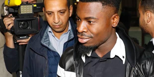 Altercation avec la police: deux mois fermes pour Serge Aurier, concurrent de Thomas Meunier au PSG - La DH