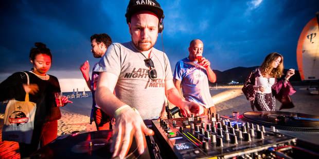 Corse: pari réussi pour le Fly Away Festival (PHOTOS) - La DH
