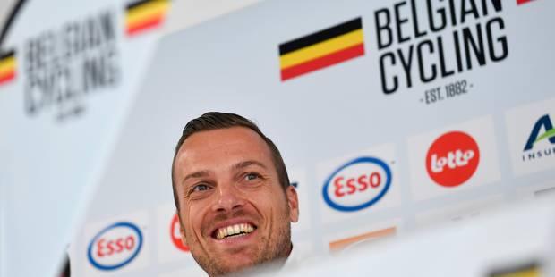 """Mondiaux de cyclisme: """"L'équipe belge va durcir la course au Qatar"""" - La DH"""