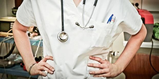 Charleroi: l'infirmière poignarde les voleurs - La DH