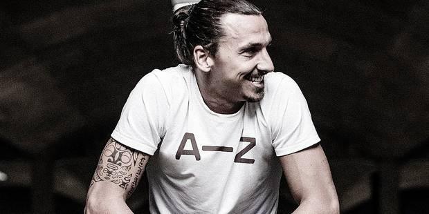 La collection Zlatan débarque chez nous - La DH