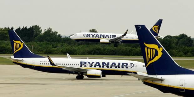 Ryanair annonce 8 nouvelles lignes depuis la Belgique - La DH
