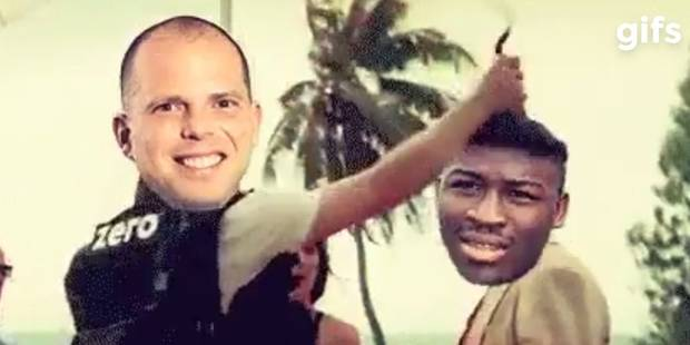 Theo Francken dérape sur Twitter en publiant une vidéo à caractère raciste - La DH