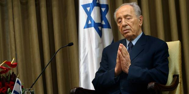 "Israël: Shimon Peres ""entre la vie et la mort"", selon un proche - La DH"