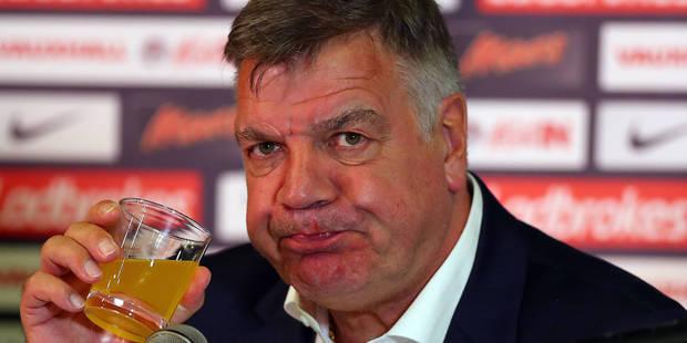 Sam Allardyce n'est plus à la tête de l'équipe nationale anglaise - La DH