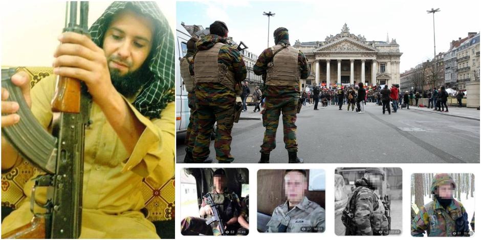 Daech a établi une liste de militaires belges à exécuter - La DH
