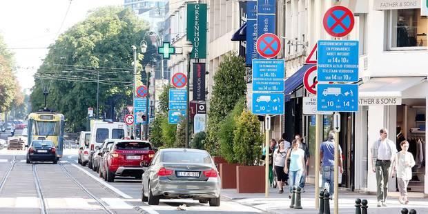 Bruxelles demain: des tunnels fermés en 2025, 40 km de zones piétonnes en 2040 - La DH