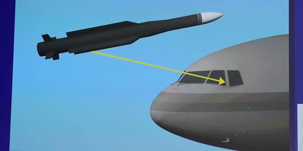 Vol MH17 abattu en Ukraine: la Russie et les s�paratistes pro-russes nient �tre impliqu�s dans le crash