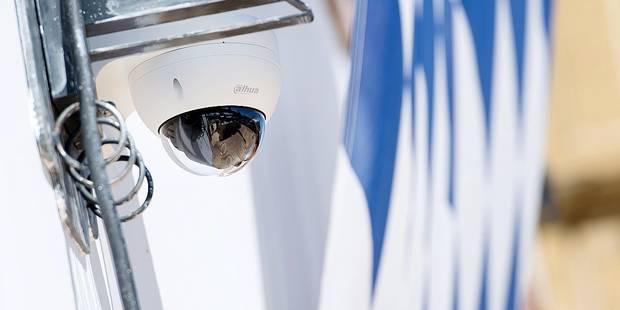 Tournai: des caméras de surveillance illégales - La DH