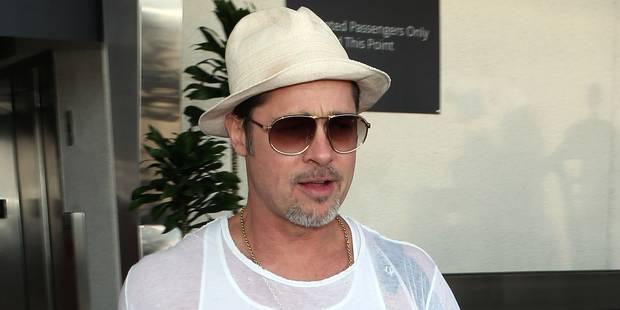 """Brad Pitt absent à une première de film pour se """"concentrer sur sa famille"""" - La DH"""