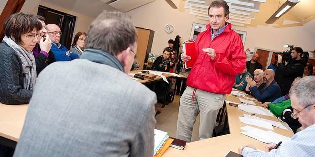 Le licenciement d'un travailleur provoque une crispation sociale au Logis Quaregnonnais - La DH