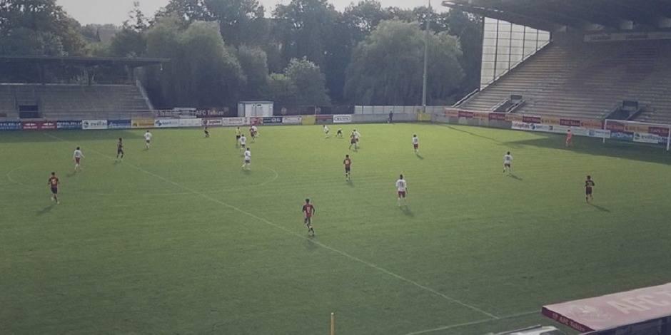 Les Diablotins (U17) dominent la Suisse 4-2 en amical