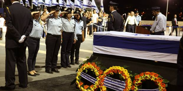 Obsèques de Shimon Peres: les dirigeants du monde entier à Jérusalem - La DH