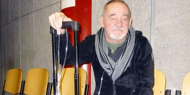"""René Pougin: """"Je regrette d'avoir tiré sur Andrès"""" - La DH"""
