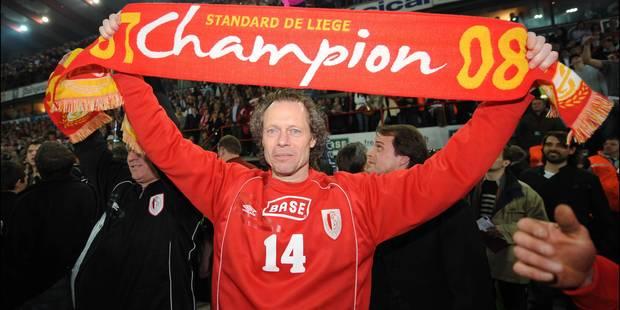 Un jour un Clasico: Standard champion après 25 années de disette - La DH