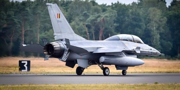 Les nouvelles techniques de Daech pour brouiller nos F-16 - La DH