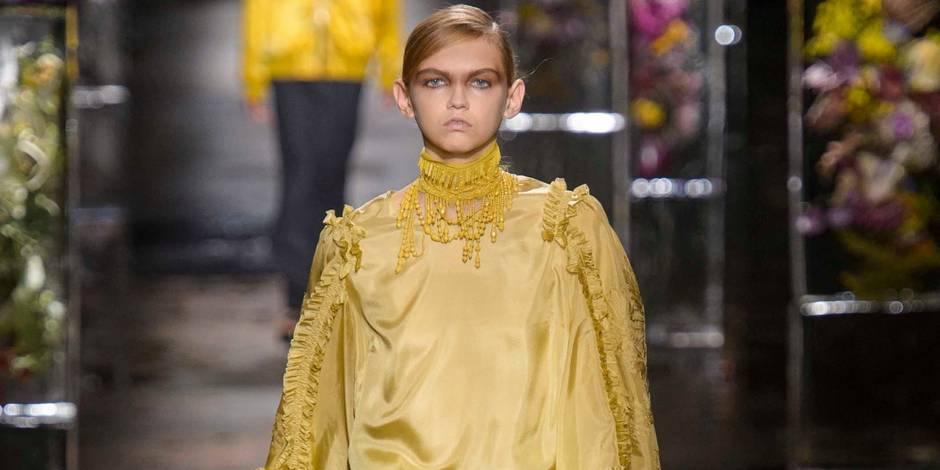 Fashion Week: mais pourquoi les mannequins font toujours la tête ?