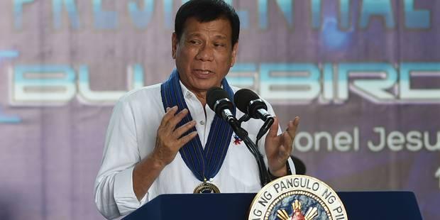 La Région bruxelloise veut annuler la mission princière aux Philippines - La DH