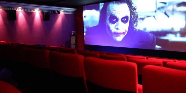 Le Belge continue de bouder les salles de cinéma - La DH