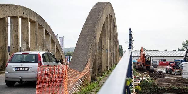 Infrabel va remplacer un pont de 600 tonnes à Braine - La DH