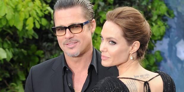 Brad Pitt et Angelina Jolie s'accordent sur la garde des enfants - La DH