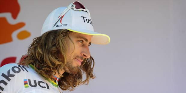 Peter Sagan grand gagnant du WorldTour - La DH