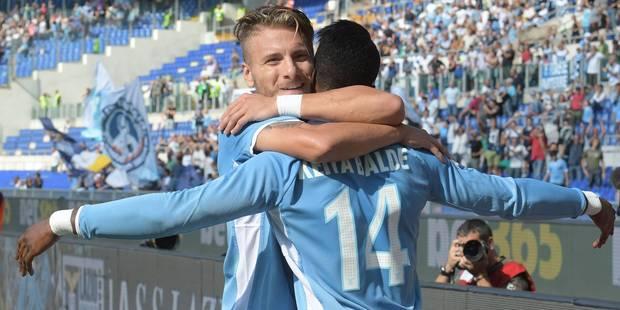 Serie A: La Lazio se hisse sur le podium, talonnée par le Chievo - La DH