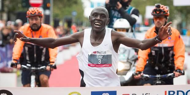 Kering remporte le Belfius Brussels Marathon - La DH