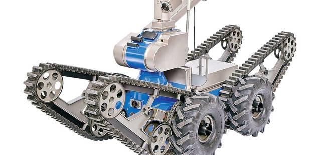 La Défense s'équipe de 8 nouveaux robots (IMAGES) - La DH