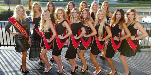 Miss Belgique: une seule aura la couronne ! - La DH