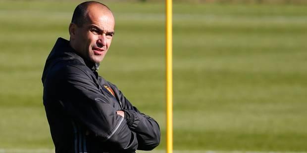 Diables rouges: Martinez confiant pour Thorgan Hazard, pas encore de décision pour Nainggolan (VIDEOS) - La DH