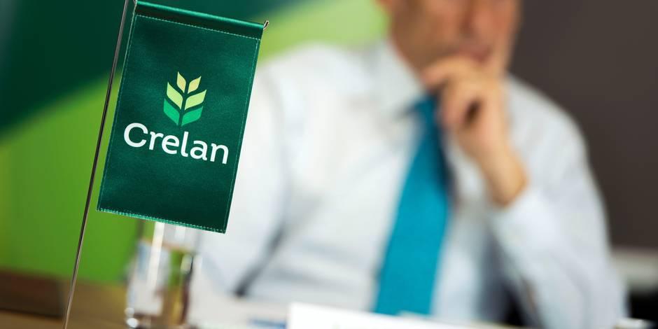 La banque Crelan s'apprête également à supprimer des emplois