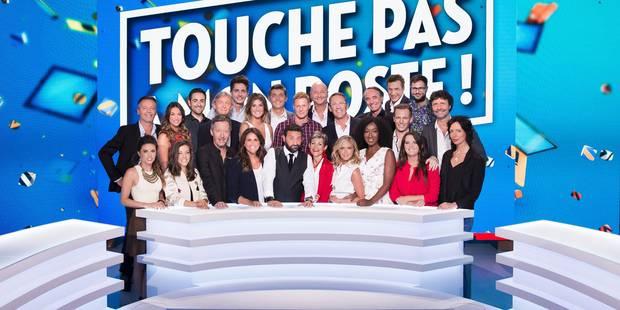 """Jean-Luc Lemoine: """"Les polémiques sur TPMP, ça me dépasse un peu"""" - La DH"""