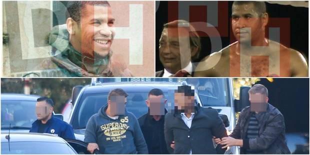 Ancien militaire et ex-boxeur professionnel: voici l'homme qui a attaqué trois policiers à Bruxelles - La DH
