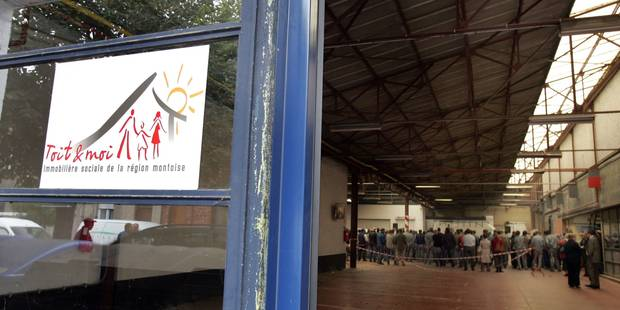 Les employés de Toit&Moi (Mons) s'opposent à la SWL - La DH