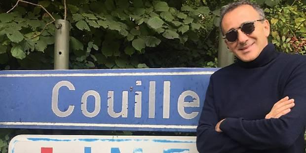 Elie Semoun se moque (gentiment) de Couillet (PHOTO) - La DH